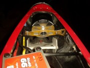 Namontované uchytenie motora